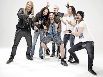 Power Within Tour: DragonForce + Alestorm + The Defiled + Cavorts picture