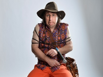 On The Road: Milton Jones picture