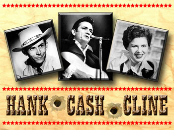 Hank Cash And Cline + The Driftwood Cowboys picture