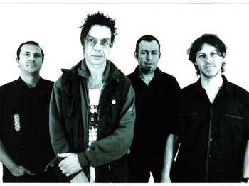 Subhumans + Lost Cherrees picture