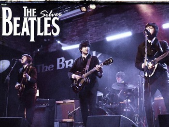 The Silver Beatles picture