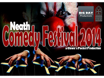 Neath Comedy Festival: Wes Zaharuk, Paul James, Darryl Perry picture