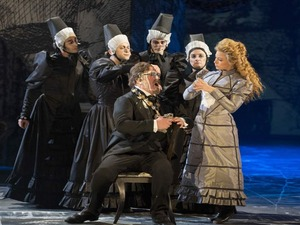 Film promo picture: English National Opera: Benvenuto Cellini (Broadcast)