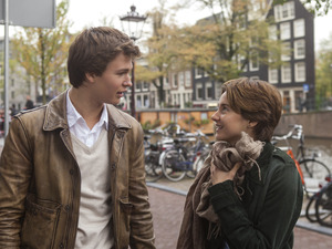 Film promo picture: The Fault In Our Stars