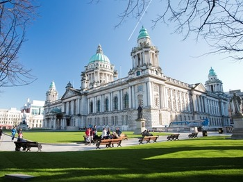 Belfast City Hall venue photo
