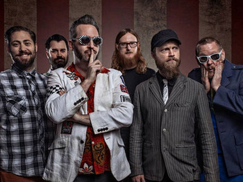 Reel Big Fish + Suburban Legends + Magnus Puto picture