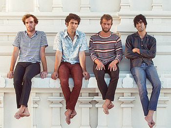 Allah-Las + The Bell Peppers picture