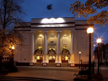 Hull New Theatre venue photo