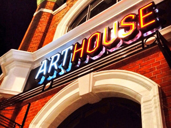 The ArtHouse Crouch End (formerly The Music Palace) venue photo