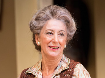 Maureen Lipman artist photo