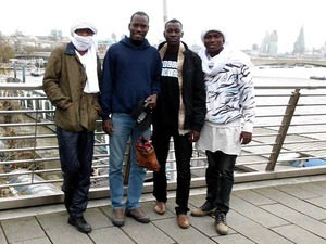 Songhoy Blues artist photo