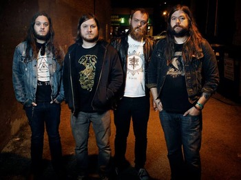 Pallbearer artist photo