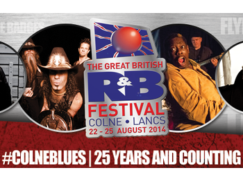 The Great British Rhythm & Blues Festival: Eric Burdon + Lucky Peterson + Eric Sardinas + Otis Grand + Mike Sanchez + Andy Fairweather Low + The Yardbirds + Dr Feelgood + Band of Friends + Nick Dow Blues Band + The Welsh T. Band + The Marauders picture