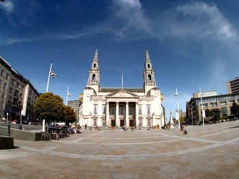 Millennium Square venue photo