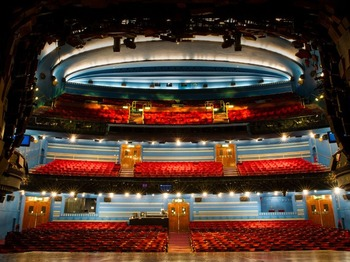 Cambridge Theatre venue photo