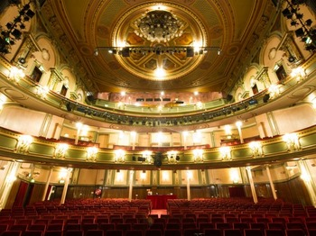 Her Majesty's Theatre venue photo