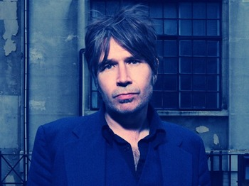 Justin Currie + Del Barber picture