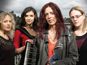 Kathryn Tickell & The Side artist photo