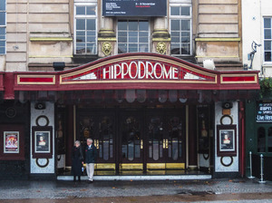 Bristol Hippodrome artist photo