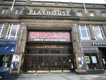 Edinburgh Playhouse Theatre venue photo