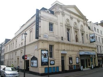 The Harold Pinter Theatre venue photo