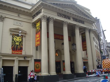 Lyceum Theatre venue photo