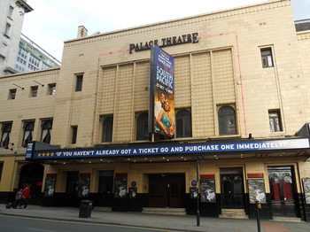 Palace Theatre venue photo