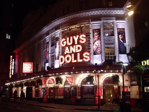 Piccadilly Theatre artist photo