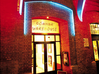 Donmar Warehouse venue photo