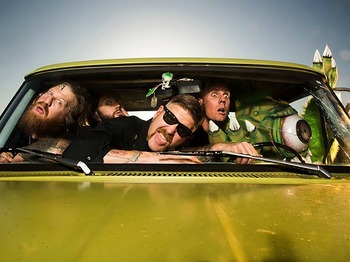 Mastodon artist photo