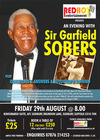 Flyer thumbnail for An Evening With...: Sir Garfield Sobers