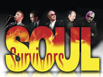 Alternative New Years Eve Party!: The Soul Survivors + New Amen Corner picture