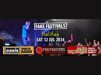 Halifax Fake Festival 2014 picture