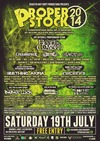 Flyer thumbnail for Properstock Festival