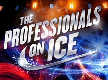 The Professionals On Ice, Blue picture