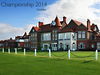 British Open Championship 2014 picture