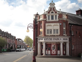Hyde Park Picture House venue photo