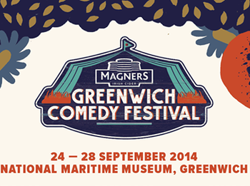 Greenwich Comedy Festival 2014: Stephen K Amos picture
