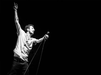 Frank Turner & Friends New Years Eve Show: Frank Turner picture