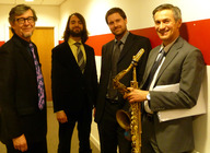 Darius Brubeck Quartet artist photo