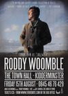 Flyer thumbnail for Roddy Woomble + Sorren & The Lords Of Thyme