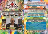 Flyer thumbnail for We Love Soul - Carnival Payback Special: Aitch B + Sammy Confunktion + Natasha Watts + Fitzroy Da Buzz Boy + Paul 'Trouble' Anderson + Danny Tammuz + Gordon Mac + Steve Sutherland + Georgie B + Victor Anderson + DJ Vybz + Sticko Zaza + Ronniee C + DJ Samee + Clemy Rilley + Jazzi Q