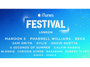 Picture for iTunes Festival