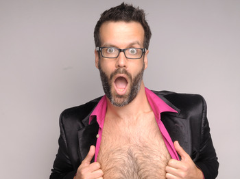 The Brig Society: Marcus Brigstocke picture