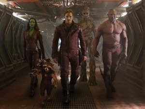 Film promo picture: Guardians Of The Galaxy