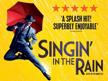 Singin' In The Rain (Touring) picture