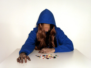 Gazelle Twin artist photo