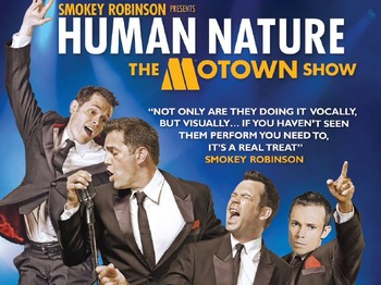 Smokey Robinson Presents Human Nature: The Motown Show: Human Nature picture