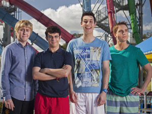 Film promo picture: The Inbetweeners 2