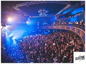 Electric Brixton artist photo
